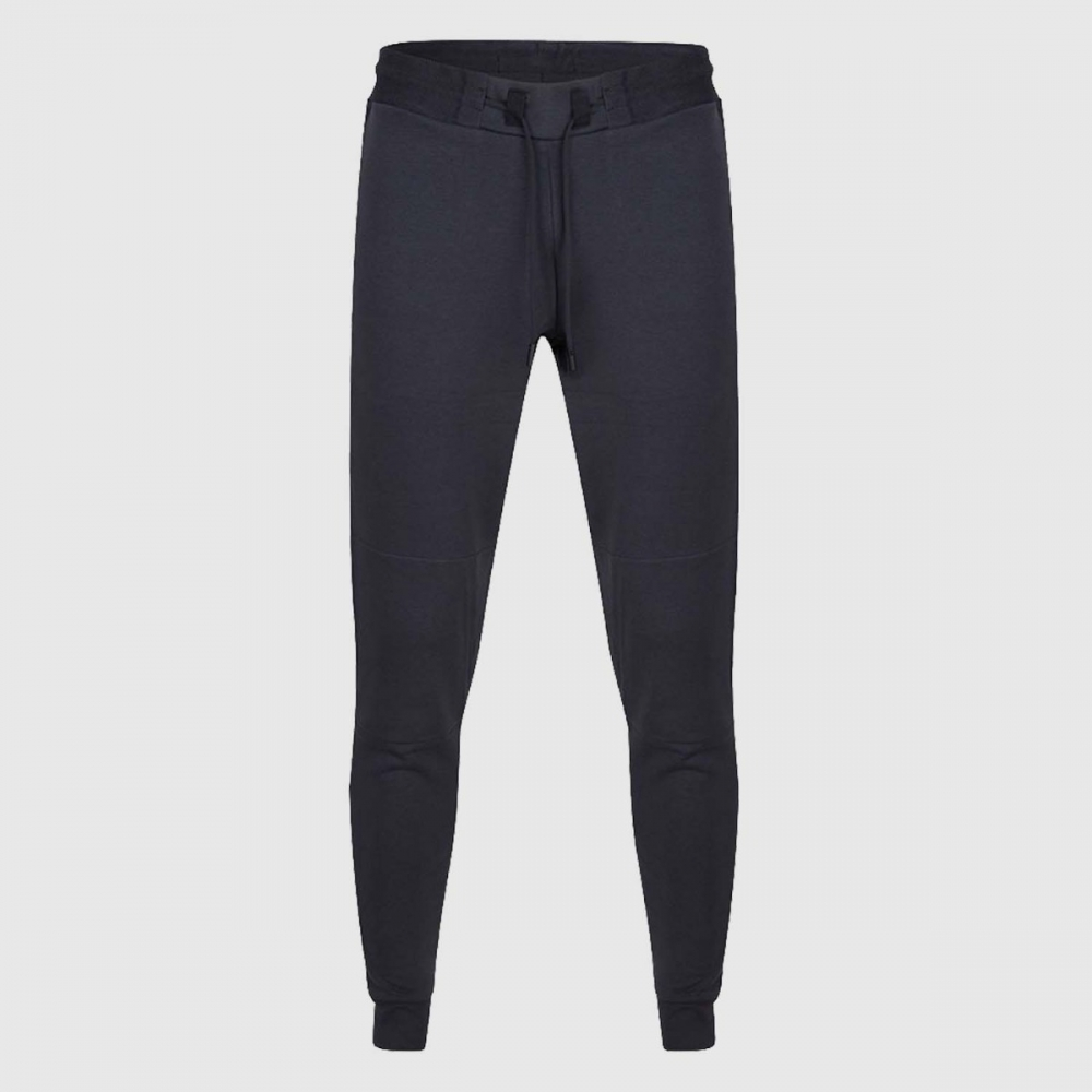 Slim-fit katoenen joggingsbroek