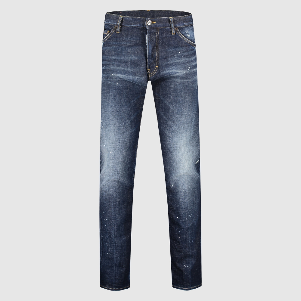 Regular-fit premium jeans