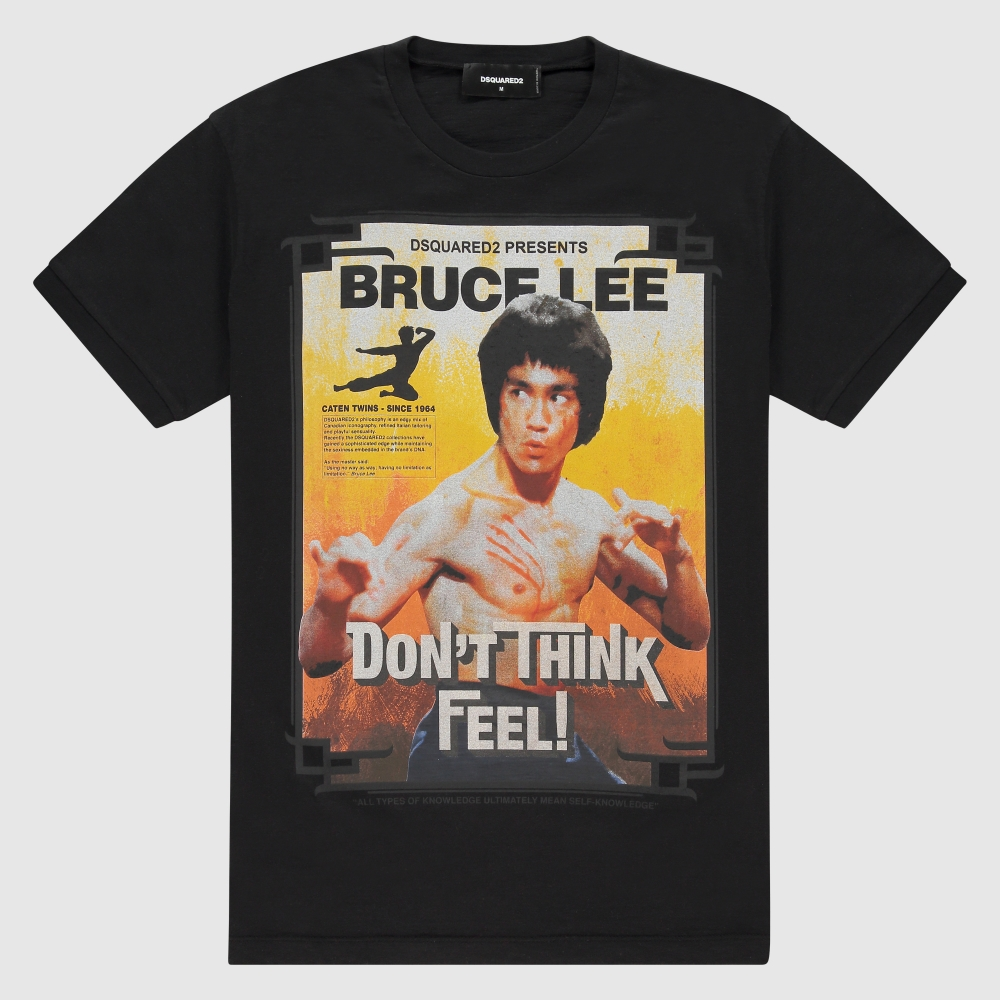 Regular-fit Bruce Lee T-shirt