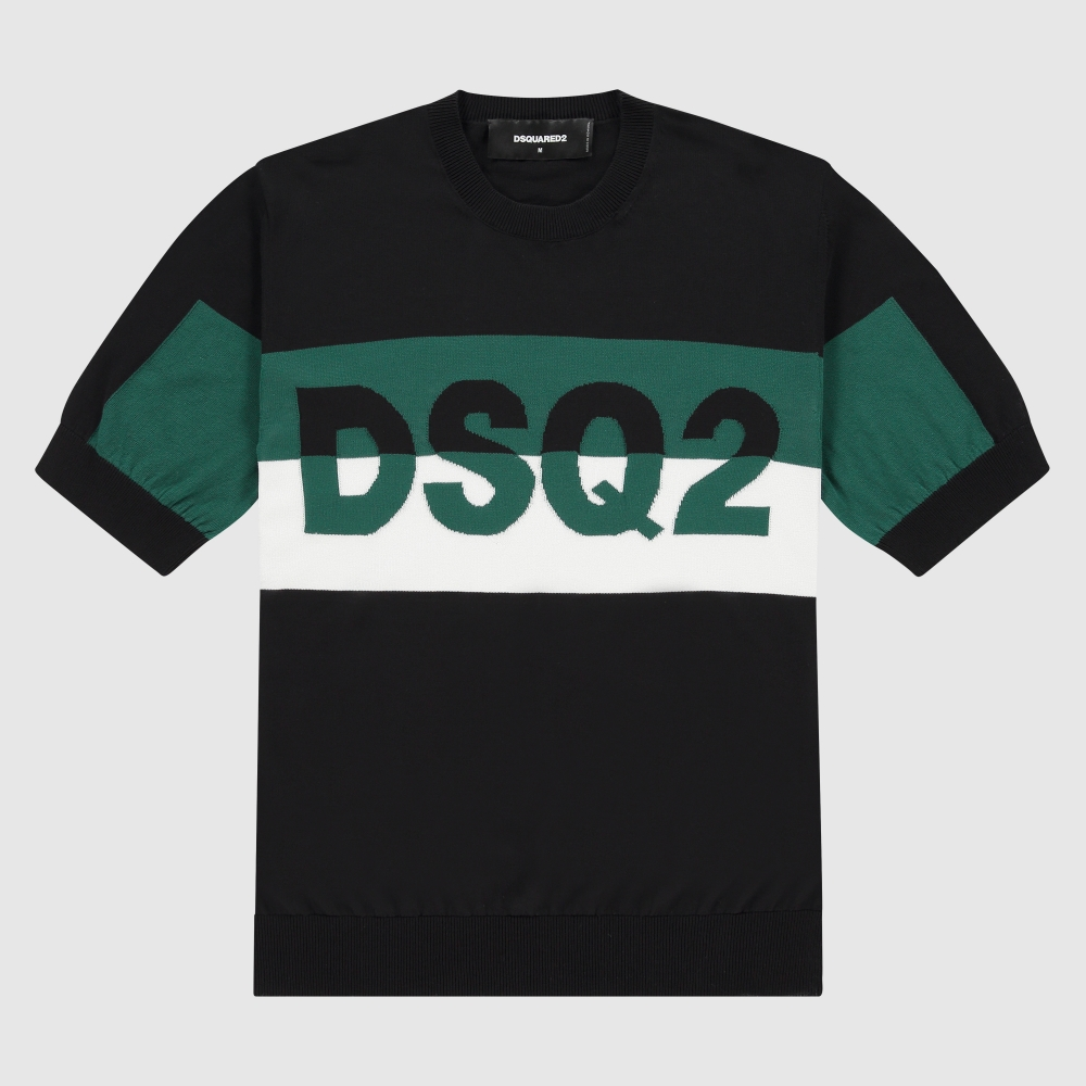 Slim-fit DSQ2 T-shirt