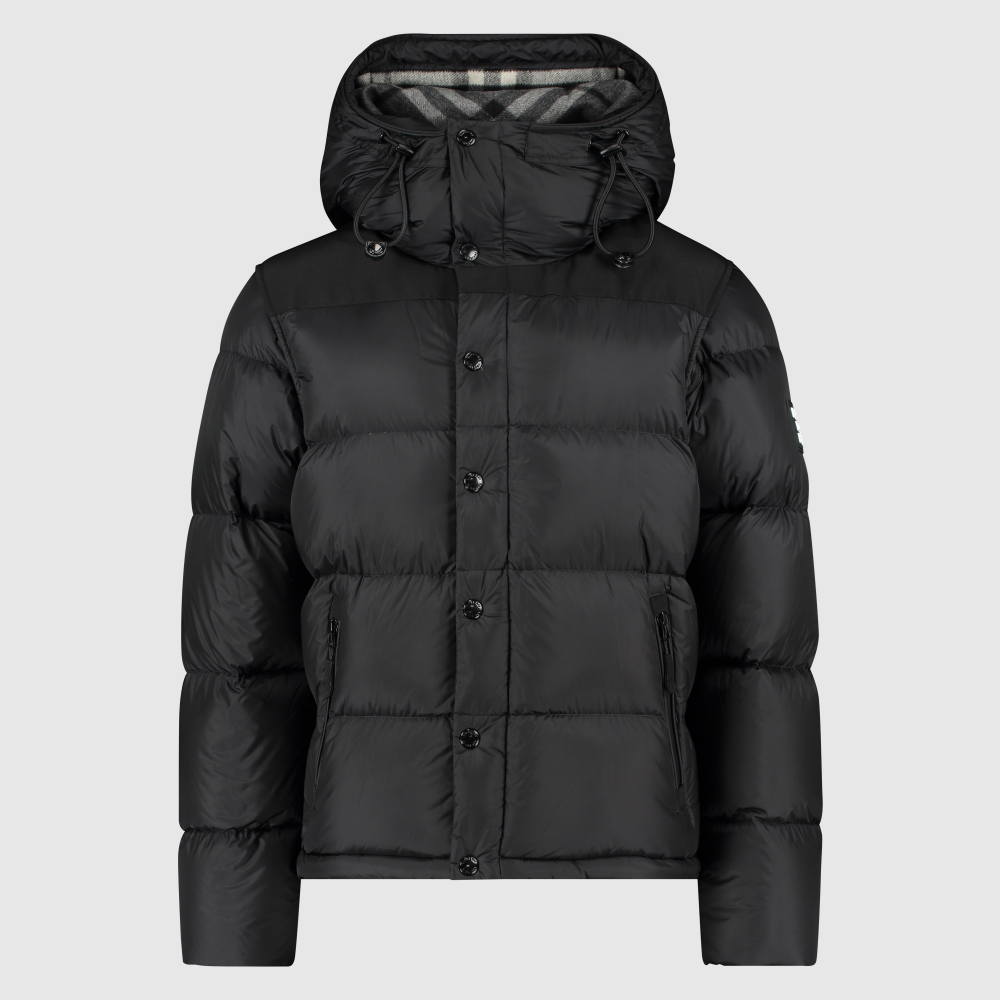 Gewatteerd regular-fit puffer jacket