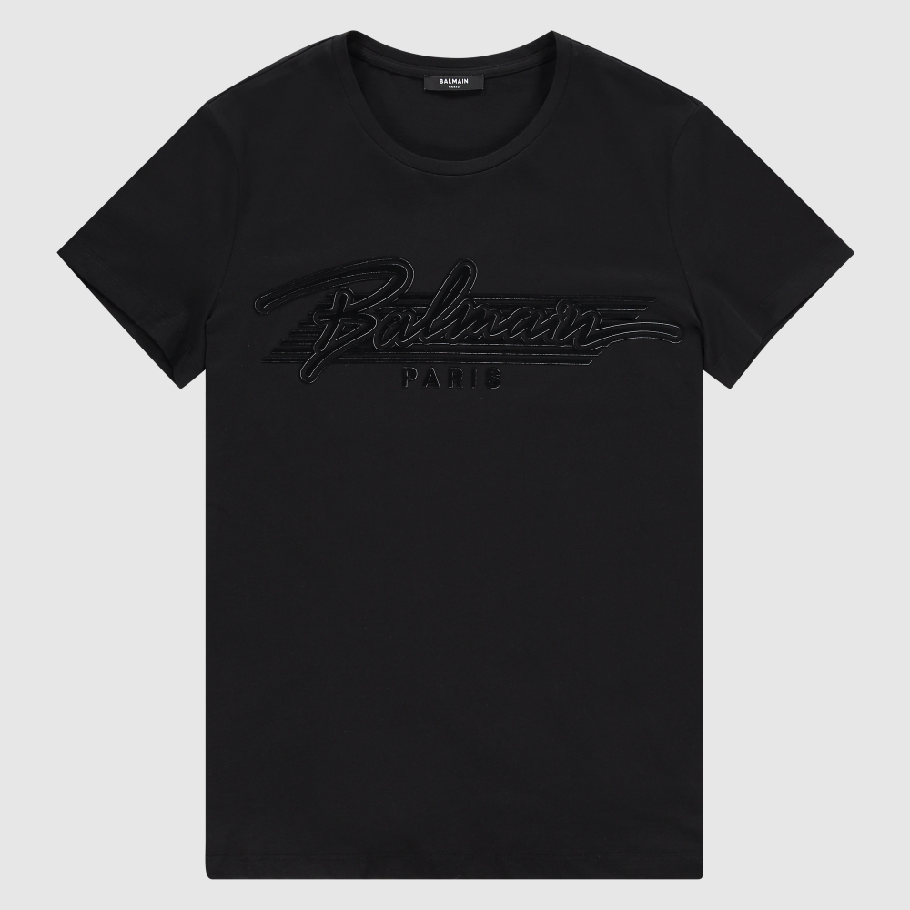 Regular-fit logo T-shirt