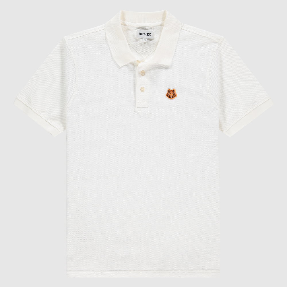 Regular-fit Tiger polo