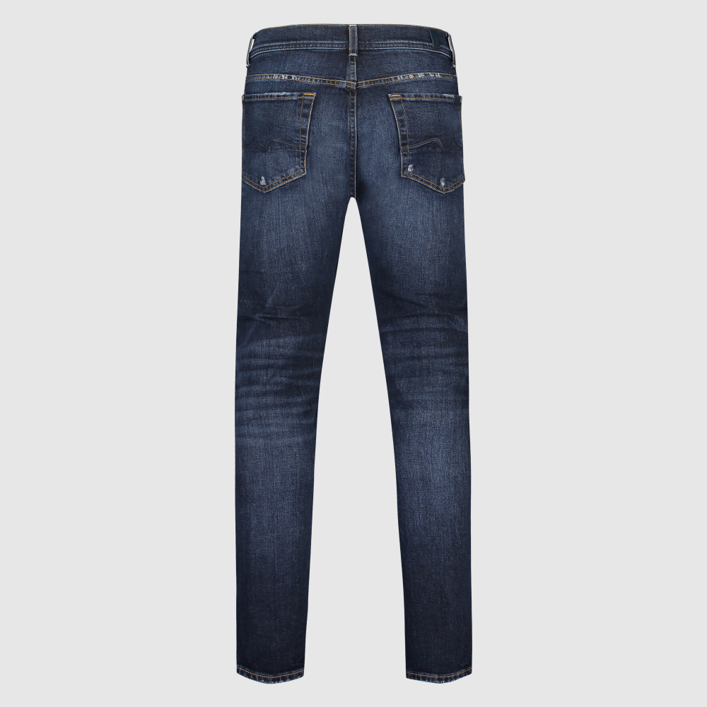 Distressed skinny-fit Ronnie jeans
