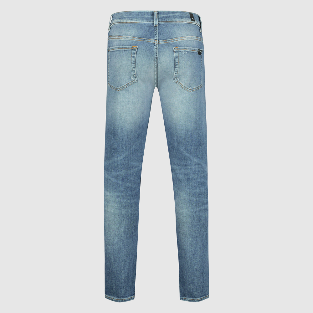 Skinny-fit Ronnie tapered stretch jeans