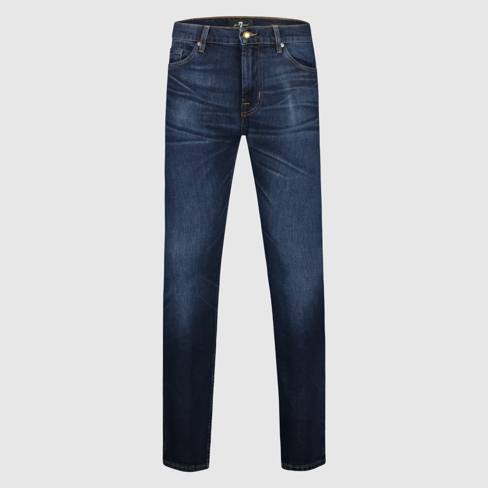 Regular-fit Ronnie mid-rise jeans