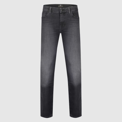 Skinny-fit 'Ronnie' tapered superstretch jeans