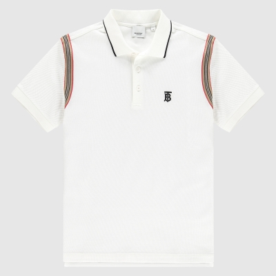Icon Stripe polo shirt