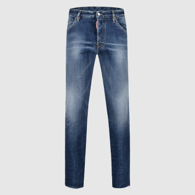 Slim-fit 'Cool Guy Cropped' jeans