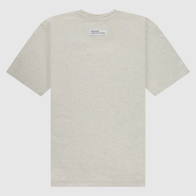 Wide-fit censored T-shirt
